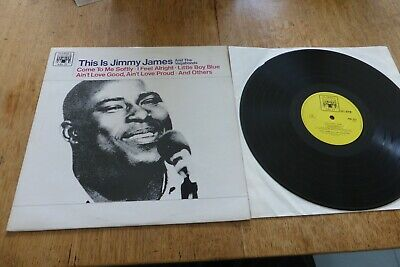 £13.99 • Buy This Is Jimmy James And The Vagabonds UK '68 1st Marble Arch MAL 823 Soul EX LP