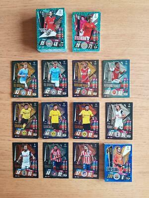£1.25 • Buy Match Attax Extra 2020/21 - Limited Edition - 100 Club And Signature Cards