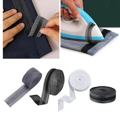 £12.13 • Buy Pant Mouth Paste Adhesive Iron-on Hem Tape For Suit Pants Jeans Clothes
