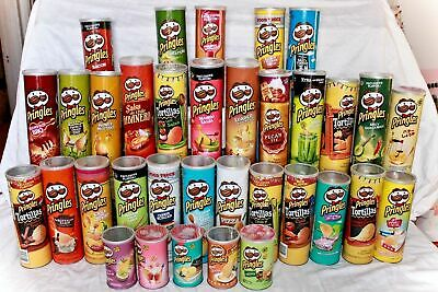 £9.43 • Buy Pringles Potato Chips Flavored  Pick One Many Flavors FREE WORLDWIDE SHIPPING