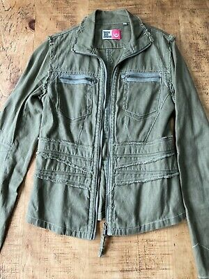 £5 • Buy Duck And Cover Vintage Khaki Jacket Xs Size