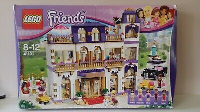 £13.50 • Buy LEGO FRIENDS GRAND HOTEL 41101 - 100% COMPLETE WITH BOX & INSTRUCTIONS Used Set