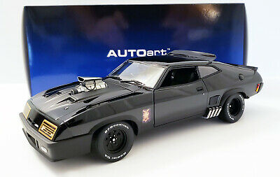 £143.90 • Buy Auto Art 1/18 Mad Max Falcon Tuned Interceptor With Mfp Fender Decals