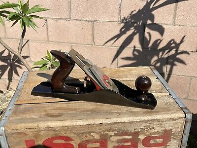 $20 • Buy Vintage Millers Falls No.14C Plane Corrugated Bottom, Made In USA
