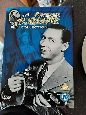 £6.80 • Buy George Formby Film Collection (DVD, 2010, 7-Disc Set)