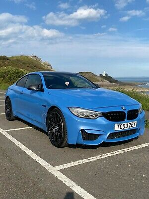 $38227.67 • Buy 2015 BMW M4 3.0 BiTurbo (Competition Pack) DCT (s/s)