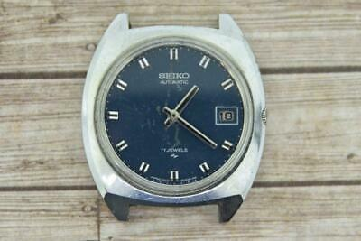 $ CDN6.90 • Buy Vintage Mens Seiko 7005-8042 Automatic Japan Made Watch FOR PARTS OR REPAIR