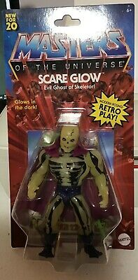 $24.95 • Buy Masters Of The Universe Origins 5.5  Scare Glow Action Figure New & Sealed