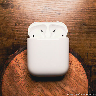 $ CDN15.67 • Buy Apple AirPods 1st Gen A1722 In-Ear Headsets With Charging Case Refurbished