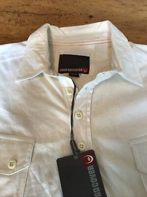 £4 • Buy Mens Duck And Cover Poloshirt Uk L New With Tags