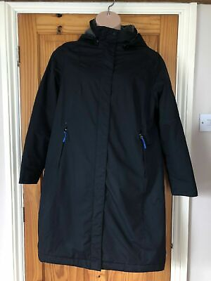 £99 • Buy Seasalt Size 18 Janelle Coat - Black New With Tags