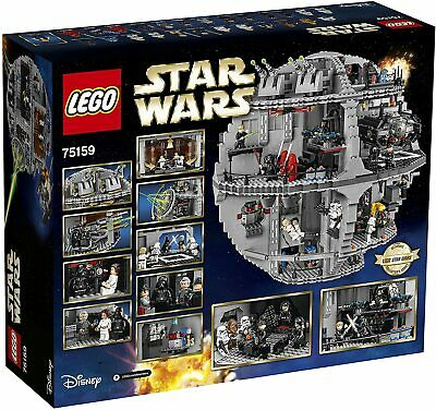 £600 • Buy LEGO Star Wars Death Star (75159) New And Sealed
