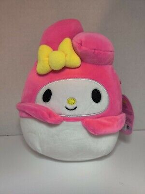 £14.37 • Buy Squishmallows Hello Kitty And Friends MY MELODY 8-inch Plush New NWT 2021