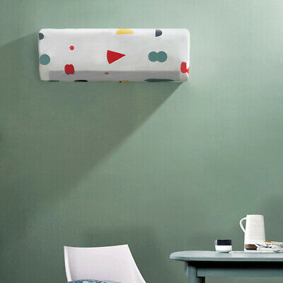 AU5.85 • Buy Hanging Air Conditioner Protective Dust Sheet Cover Air Conditioning Cover B^BI