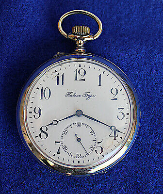 $265 • Buy  Antique PAVEL BURE Paul Buhre Imperial Russia Pocket Watch