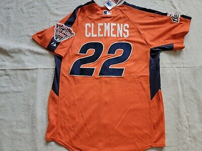 $99 • Buy Roger Clemens Houston Astros 2005 All Star Game Authentic Majestic Jersey ASG M