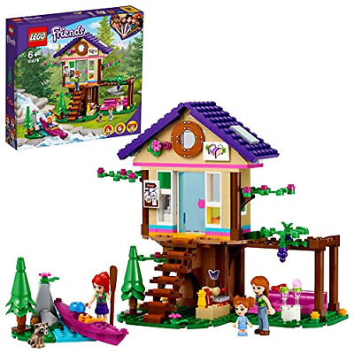 £24.38 • Buy LEGO 41679 Friends Forest House Toy, Treehouse Adventure Set With Mia Mini Doll