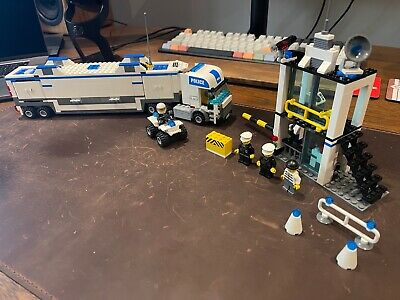 £23 • Buy Lego City 7743 Police Command Centre Complete With Instructions