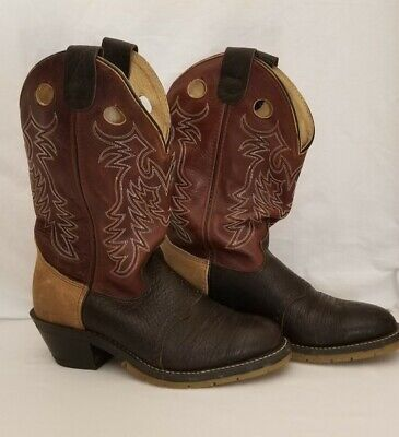 $45 • Buy Double H Work Western Cowboy Boots