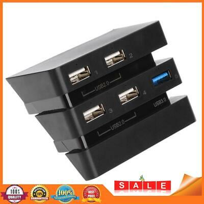AU14.84 • Buy 5 Ports USB Hub 3.0 & 2.0 Game Console Extend USB Adapter For PS4 Pro Conso A#S