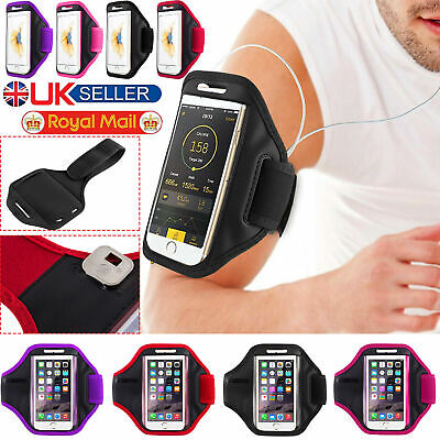 £2.99 • Buy For Apple IPhone 6S Sports Running Jogging Gym Armband Mobile Phone Holder Case