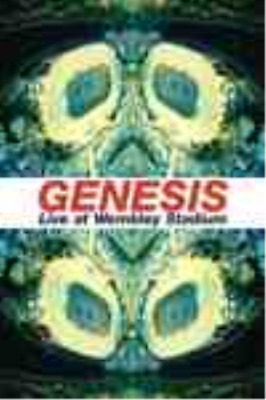£10.70 • Buy Genesis: Live At Wembley - Invisible Touch Tour DVD NEW