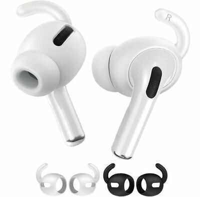 AU5.69 • Buy 3 Pairs Ear Hook Anti-Slip Premium Silicone Covers Accessories For AirPods Pro