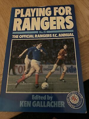 £7.99 • Buy Playing For Rangers: No. 15 Paperback Book The Cheap Fast Free Post