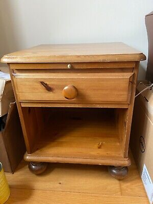 £60 • Buy Ducal Bedside Table With Drawer From Victoria Range