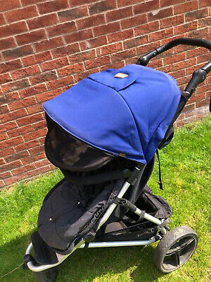 £250 • Buy Mountain Buggy Urban Jungle V3 With Upgraded Aerotech Wheels And Footmuff
