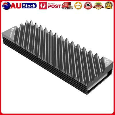 AU12.89 • Buy M.2 2280 SSD Hard Disk Aluminum Heat Sink With Thermal Pad For Desktop PC AUS