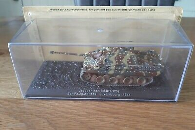 £7.95 • Buy Deagostini Die Cast Model Tank Collection Jagdpanther Luxembourg - 1944