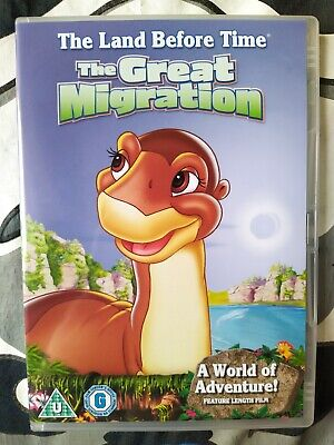 £2.30 • Buy The Land Before Time The Great Migration Dvd