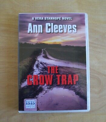 £12.11 • Buy Ann Cleeves - The Crow Trap - Unabridged Audiobook - MP3CD