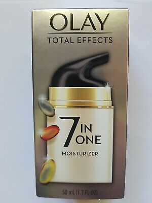 AU16.88 • Buy Olay Total Effects 7 In One Daily Moisturizer. 1.7 Fl Oz. Free Shipping.