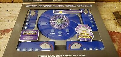 £7.59 • Buy Senario Who Wants To Be A Millionaire TV Video Game System (Party Game) New