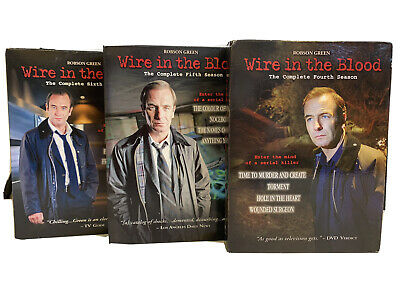 £6.54 • Buy Wire In The Blood: The Complete Forth, Fifth And Sixth Seasons DVD