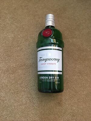 £2 • Buy Empty Tanqueray Bottle 70cl