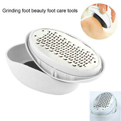 £3.99 • Buy Ped Egg Foot File Callus Remover Foot Care Safe Hard Skin Remover Pedicure Tool