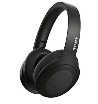 £99 • Buy Sony WH-H910N H.ear On 3 Wireless Noise Cancelling Headphones - Black WH-H910