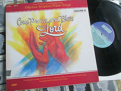 £10.77 • Buy Come Praise And Bless The Lord Volume 2 New Life Records WST 9595 Vinyl LP Album