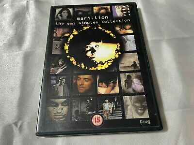 £32.91 • Buy Marillion - The EMI Singles Collection (DVD, 2002) Region 0 ALL AUTHENTIC USA
