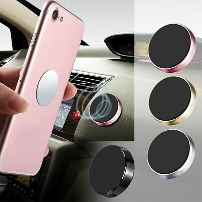 AU5.98 • Buy Universal Magnetic Car Phone Holder Dashboard Hands-Free Mobile GPS Mount Stand