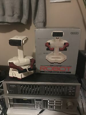 AU500 • Buy 1985 Rob The Robot Japanese Version For Nintendo Famicon RARE GREAT CONDITION