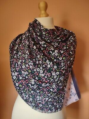 £9.99 • Buy GAP FLORAL SCARF New With Tags