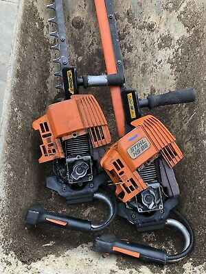 £90 • Buy Stihl Hs85 Hedge Trimmers X2 Spares Or Repairs