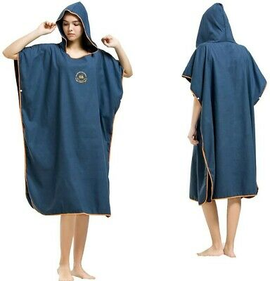 £9.99 • Buy Swimming Beach Changing Towel Poncho, Wetsuit
