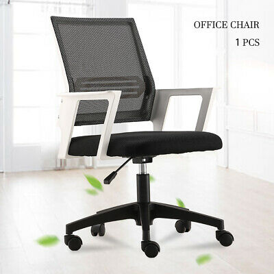 AU51.90 • Buy Office Chair Gaming Chair Computer Mesh Chairs Executive Seating Study Seat