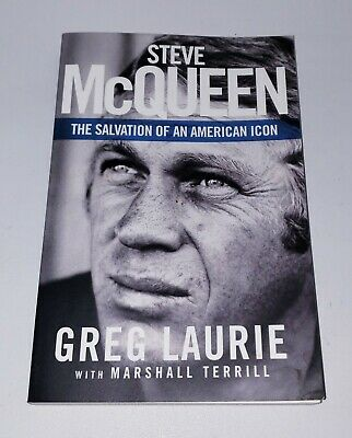 £3.63 • Buy STEVE MCQUEEN: The Salvation Of An American Icon, Greg Laurie, Paperback Book