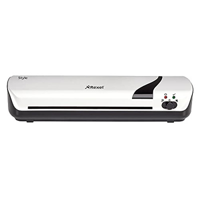 £24.38 • Buy Rexel Style A4 Home And Office Laminator, White, 2104511